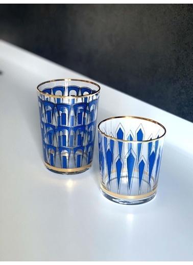 The Mia Su Bardağı 2'Li Set 510 Cc Renkli